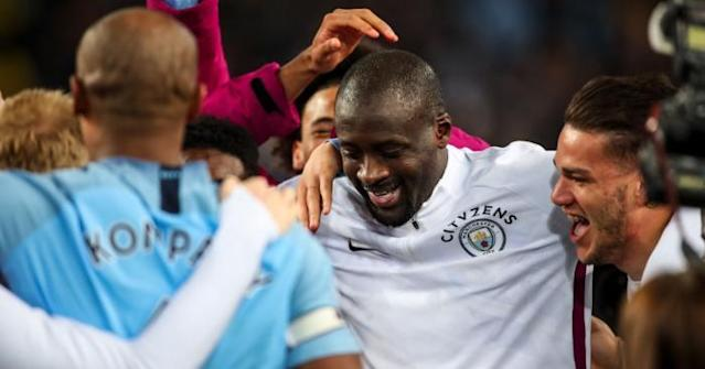 Toure picks out unexpected Man Utd man as toughest opponent