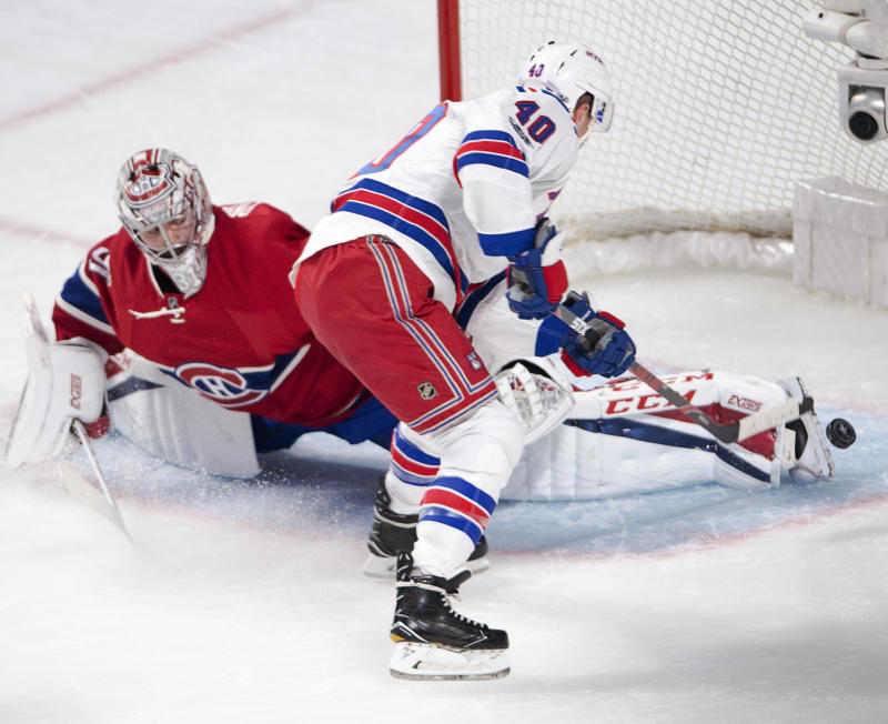 Canadiens look to continue to shut down, frustrate Rangers in Game 4