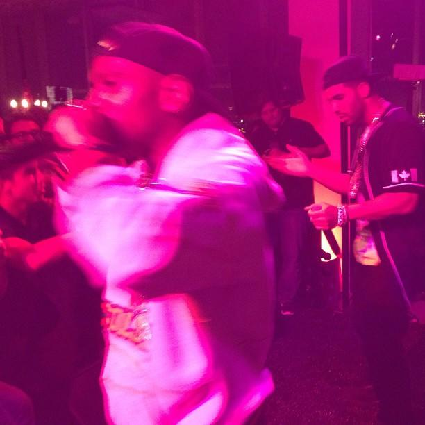 Rappers Big Sean and Drake made surprise appearances at the crazy party and serenaded Kylie with their hits! Clearly, the reality family spared no expense when it came to celebrating the teen's monumental birthday!