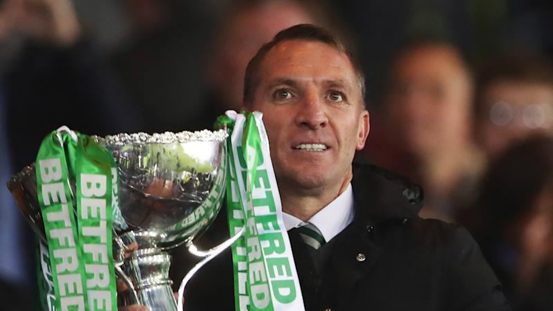 Celtic's latest trophy the most satisfying yet - Rodgers