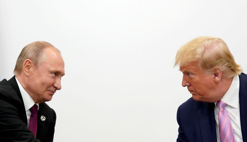 Putin and Trump agree oil market situation suits neither - Kremlin