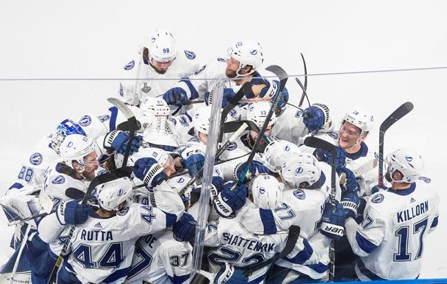 Shattenkirk scores in overtime, Tampa Bay beats Dallas 5-4 in Stanley Cup final
