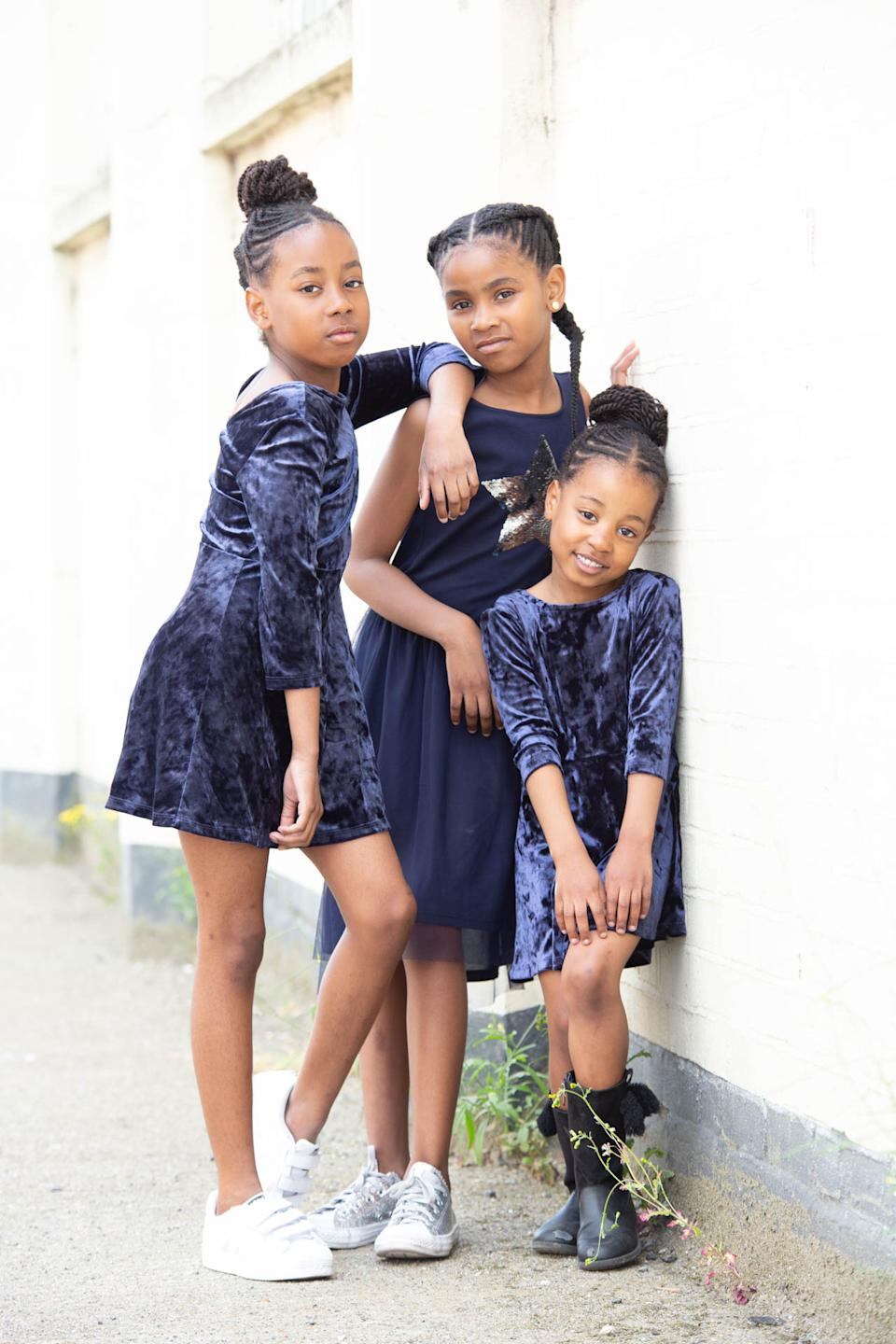 Their daughters were the inspiration behind the launch [Photo: March Muses]