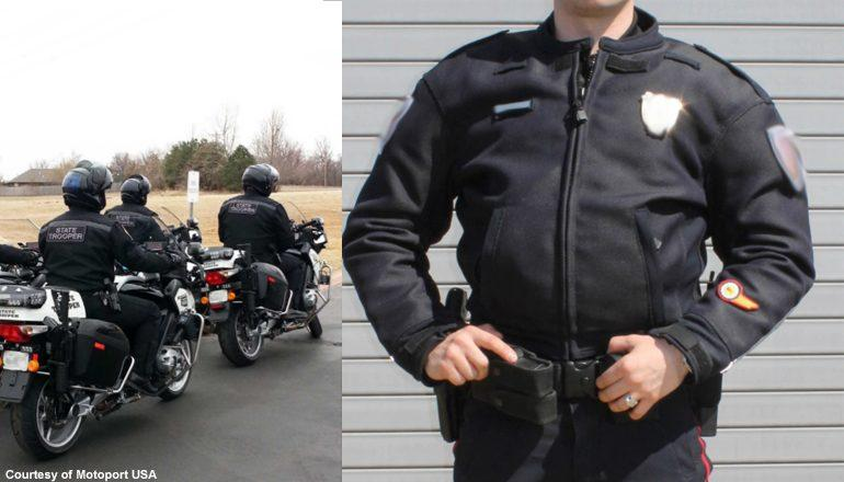 Motorcycle Police Gear