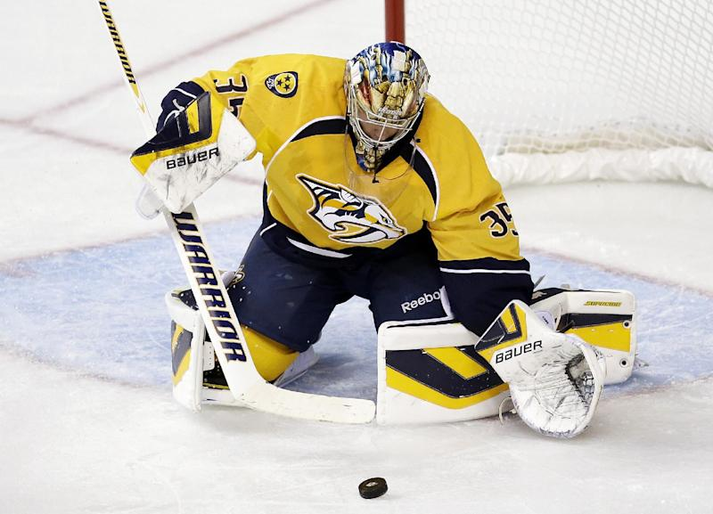 Predators want spending to lead back to playoffs