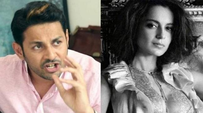 Simran writer Apurva Asrani attacks Kangana Ranaut in a series of tweets and says that she had caused a breakdown during the filming of Simran.