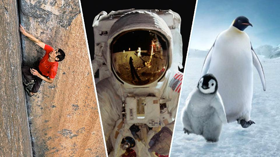 These are the best documentaries you can watch as a family. (Disney/Netflix)