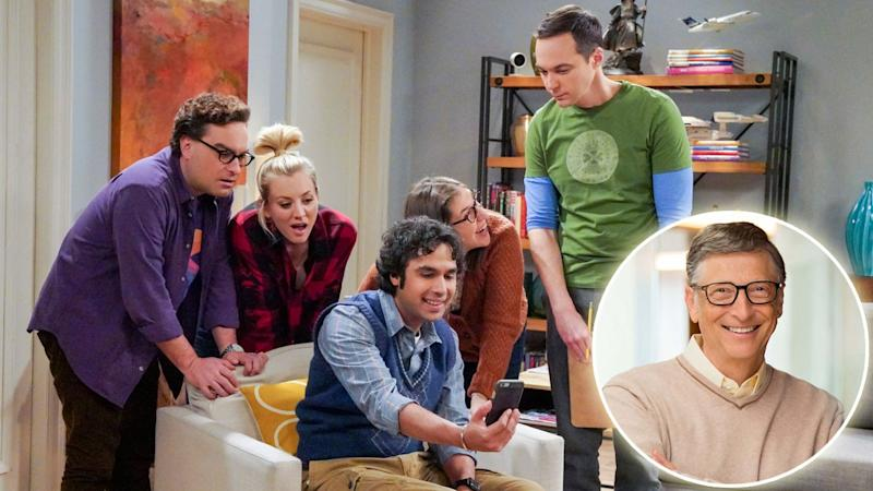 Bill Gates to Guest Star on 'The Big Bang Theory' -- But Remember When He Punched Sheldon in the Face?!