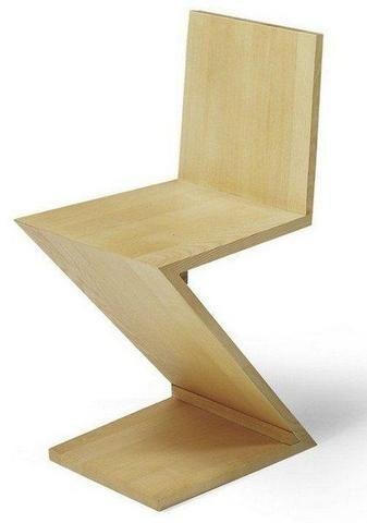 """<p>bauhaus2yourhouse.com</p><p><strong>$678.00</strong></p><p><a href=""""https://www.bauhaus2yourhouse.com/products/gerrit-rietveld-zig-zag-chair?variant=39638092&sfdr_ptcid=31462_4_492947501&sfdr_hash=362e0d66176781823e3ce5368f0bd0a8"""" rel=""""nofollow noopener"""" target=""""_blank"""" data-ylk=""""slk:Shop Now"""" class=""""link rapid-noclick-resp"""">Shop Now</a></p><p>This is the chair that started it all nearly 90 years ago. </p>"""
