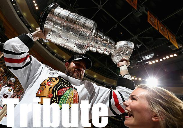 Eulogy, er, 'Tribute': Remembering the 2012-13 Chicago Blackhawks