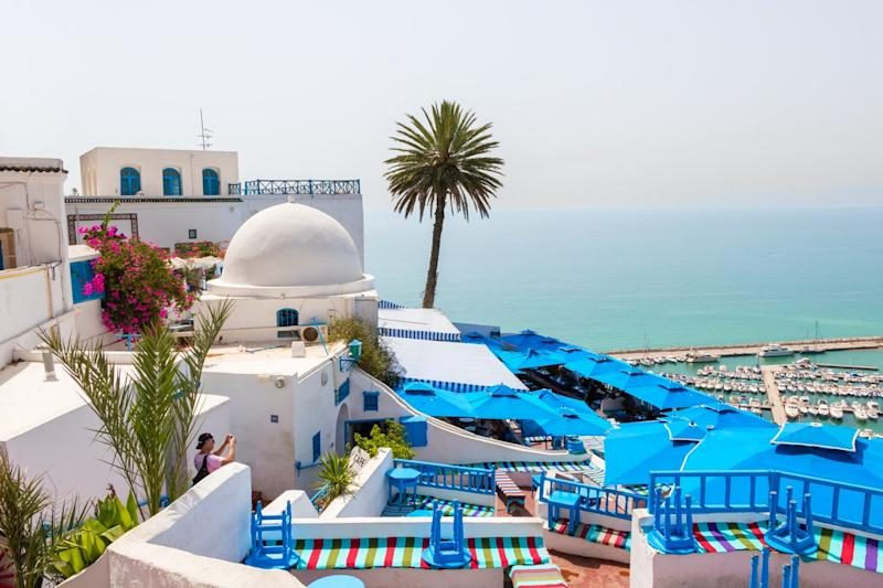 Tunisia has placed the UK onto its red list (Getty Images)
