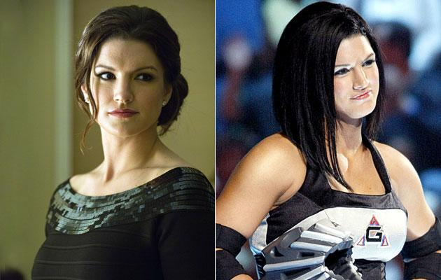 Gina Carano's New Look, New Voice, in 'Haywire'