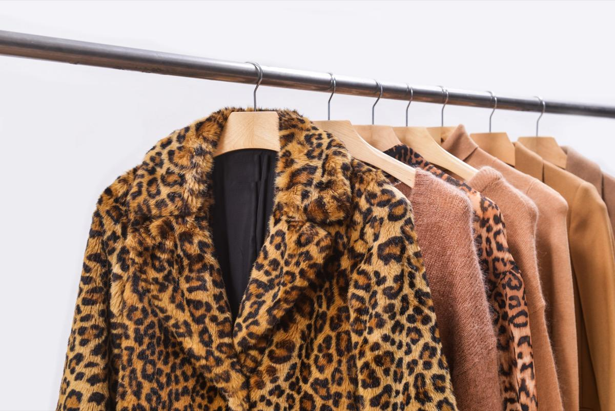 """It may be cliché, but the old adage """"money can't buy happiness"""" is as true in your closet as it is in every other aspect of your life. You may have splurged on a designer piece years ago, but if, years later, it no longer fits, it's gone out of fashion, or it's just not in your style wheelhouse anymore, then there's no point hanging on to it. Just because you spent more money than you should have on it doesn't necessarily mean you should keep it. In fact, it's probably just bringing up feelings of guilt instead of sparking joy."""