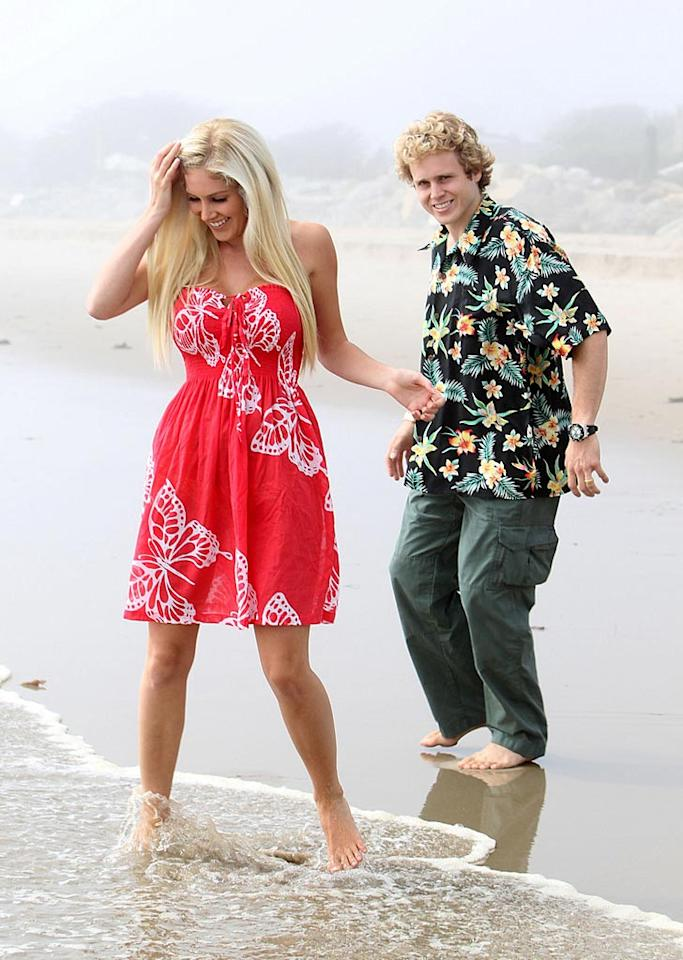 """Notice anything different about Spencer? He finally shaved his creepy flesh-colored beard, which he documented with a <a href=""""http://omg.yahoo.com/blogs/a-line/spencer-pratt-shaves-his-creepy-beard/623"""">YouTube clip</a> posted Tuesday. James Breeden/<a href=""""http://www.pacificcoastnews.com/"""" target=""""new"""">PacificCoastNews.com</a> - September 22, 2010"""