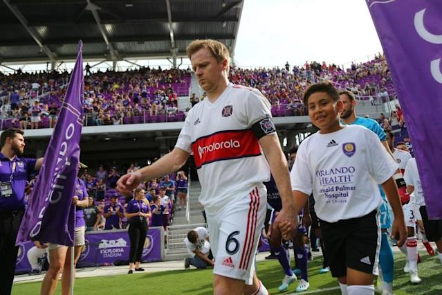 MLS: Chicago Fire at Orlando City SC