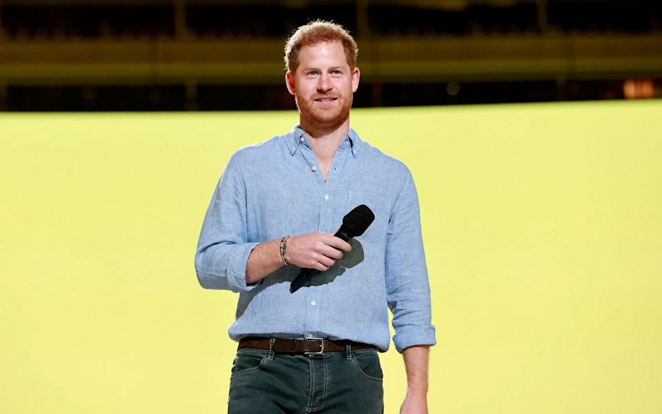 Prince Harry has just turned 37 - Getty
