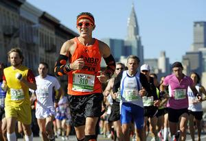 2011 New York City Marathon | Photo Credits: Timothy Clary/AFP/Getty Images