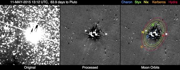 Pluto Shows No Danger Signs Yet for Incoming NASA Probe