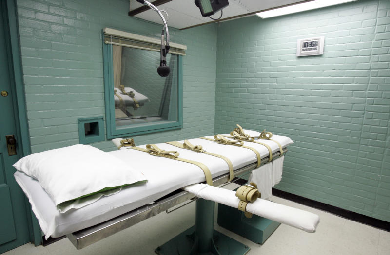 Texas prison system running out of execution drug