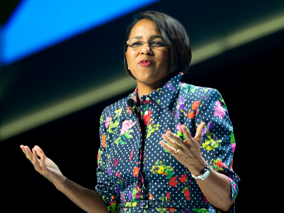 Rosalind Brewer, Sam's Club CEO