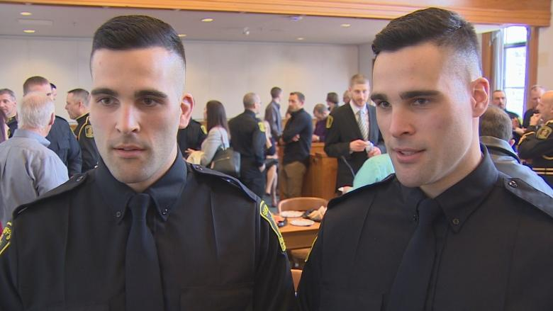 Double trouble: Meet some of Newfoundland and Labrador's newest sheriff's officers