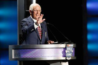 Dale Inman was inducted into the NASCAR Hall of Fame in 2012. Photo: Getty Images.