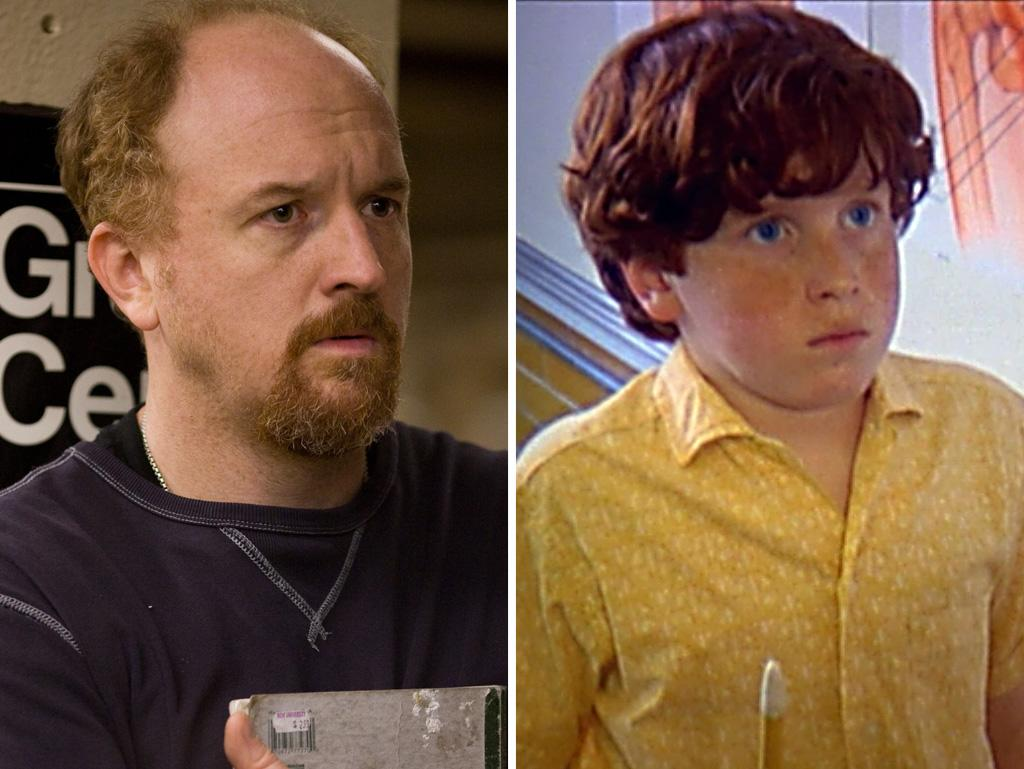 Louis CK does a lot of the work on his show — writing, directing, producing, acting. But if he was the casting director who picked young Louie in Season 1, he should fire himself. The kid didn't even have the same eye color!