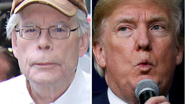 Stephen King Nails Donald Trump's Midterms Campaign Message With Just 2 Words