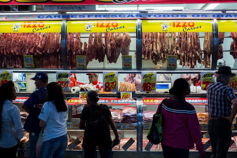 BNDES Plans to Sell $1.9 Billion of Shares in World's Biggest Meat Supplier JBS
