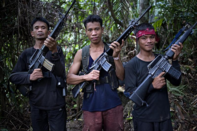 Philippines' president to scrap war games with US because ...