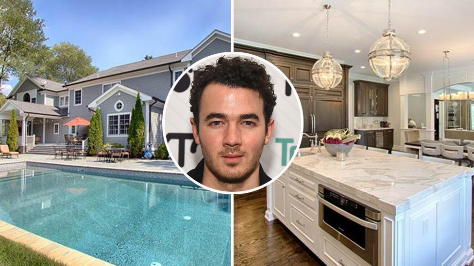 <p>Kevin Jonas relists his New Jersey home for $3.1m</p>
