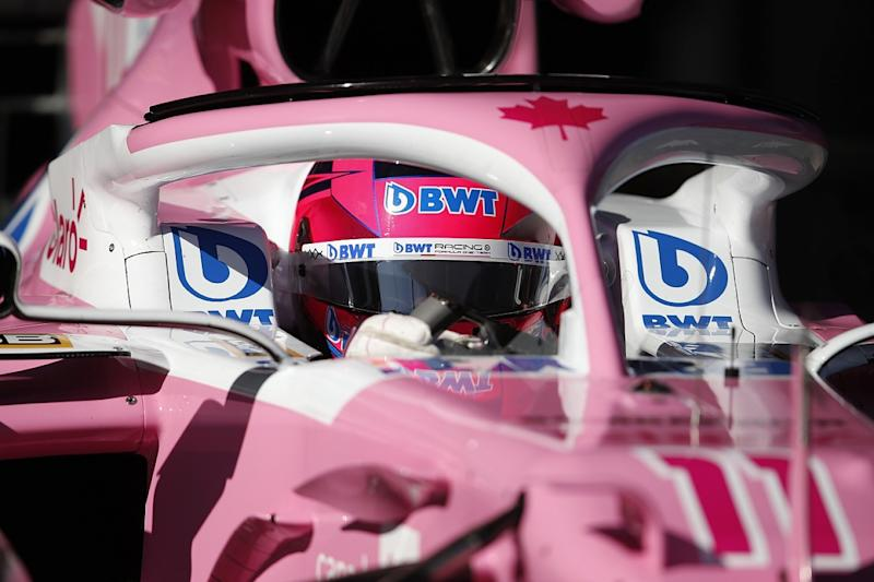 Perez: New Racing Point is best car of my F1 career