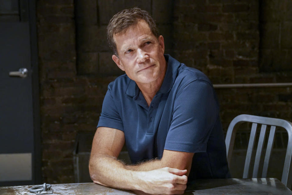 Dylan Walsh is a major presence in the Season 20 premiere of <em>Law & Order: Special Victims Unit.</em> (Photo: David Giesbrecht/NBC)