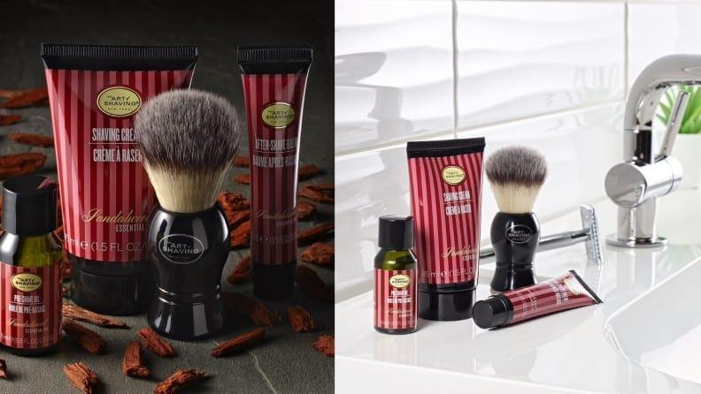 Best Father's Day Gifts: Art of Shaving Kit
