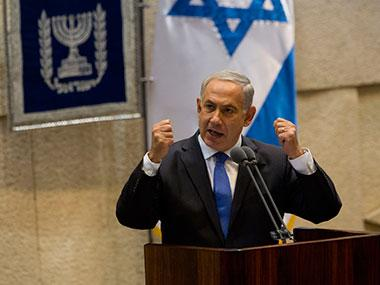 Israeli President Reuven Rivlin formally appoints Benjamin Netanyahu as prime minister for fourth consecutive term