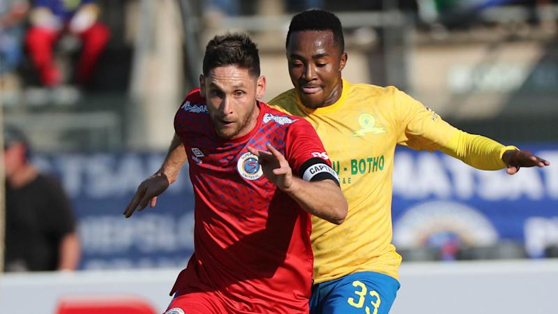 SuperSport United midfielder Furman to leave for the United Kingdom