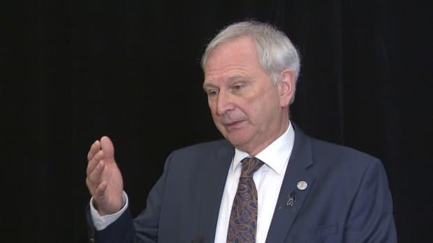 Premier Blaine Higgs on Wednesday said a gas-tax-sharing program with First Nations in New Brunswick was creating 'super wealthy' Indigenous communities.