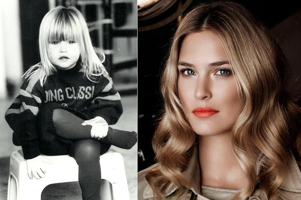 """<div class=""""caption-credit""""> Photo by: Bar Refaeli, Imaxtree</div><div class=""""caption-title"""">Bar Rafaeli</div><br> <p> Born in Israel on June 4th, 1985. Bar appeared in the Sports Illustrated swimsuit issue South African edition while only 17 years old and later dated Hollywood mega-star Leonardo DiCaprio for several years. </p> <br> <br> See more: <a rel=""""nofollow noopener"""" href=""""http://nymag.com/thecut/2012/08/see-over-50-models-when-they-were-kids.html?mid=shine"""" target=""""_blank"""" data-ylk=""""slk:50 Models When They Were Kids"""" class=""""link rapid-noclick-resp"""">50 Models When They Were Kids</a> at TheCut.com <br>"""
