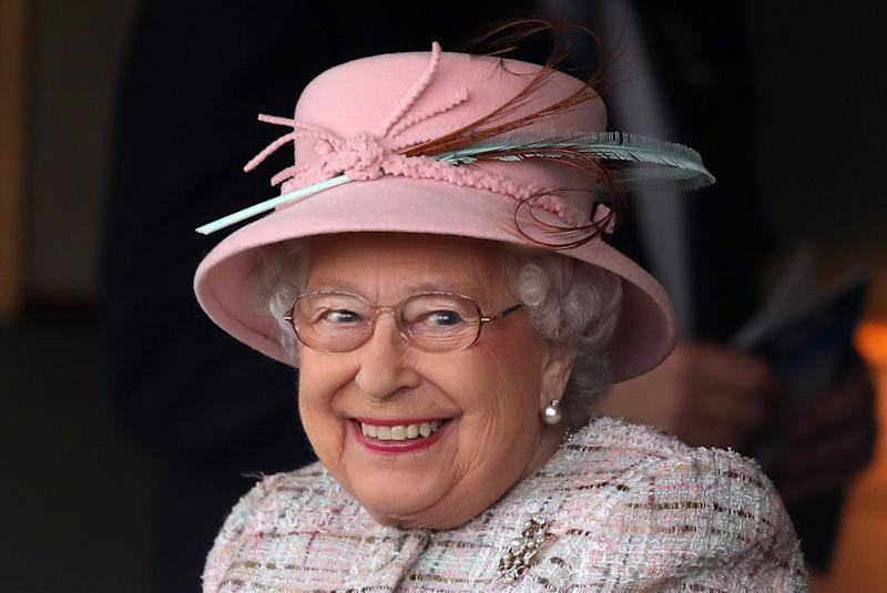 File photo dated 21/04/17 of Queen Elizabeth II attending the Dubai Duty Free Spring Trials and Beer Festival at Newbury Racecourse in Newbury, on her 91st birthday. Queen Elizabeth II celebrates her 94th birthday today.