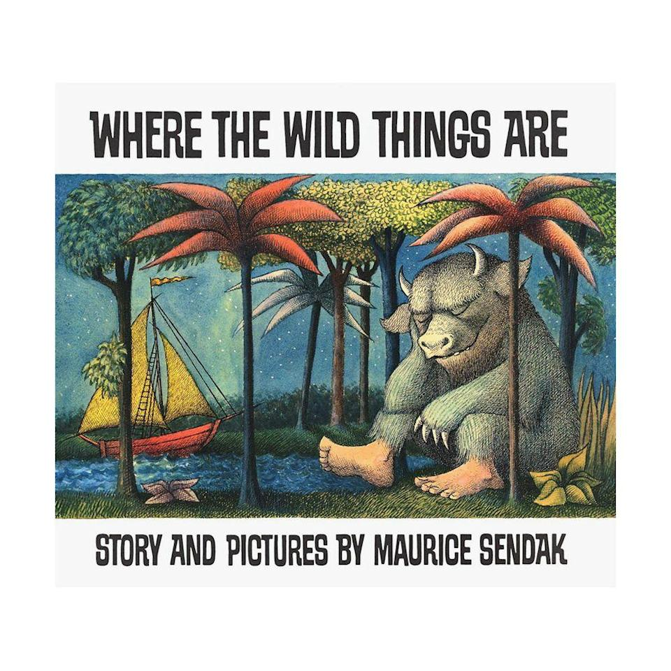 """<p><strong>$10.63</strong> <a class=""""link rapid-noclick-resp"""" href=""""https://www.amazon.com/Where-Wild-Things-Maurice-Sendak/dp/0060254920/ref?tag=syn-yahoo-20&ascsubtag=%5Bartid%7C10054.g.35036418%5Bsrc%7Cyahoo-us"""" rel=""""nofollow noopener"""" target=""""_blank"""" data-ylk=""""slk:BUY NOW"""">BUY NOW</a><br><strong>Genre:</strong> Children's</p><p>A favorite children's picture book that has been around for ages, Max's imaginative journey was first introduced to young readers in 1963. It goes beyond most bedtime stories with life lessons that stress the importance of respecting your parents, and that even when you don't show them respect, they'll still love you.</p>"""