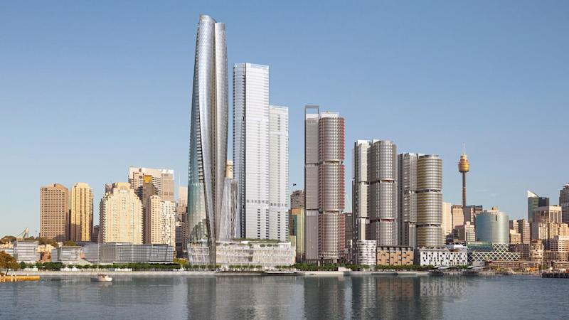 A community group is challenging a decision to allow a Crown Casino to be built on Sydney Harbour.