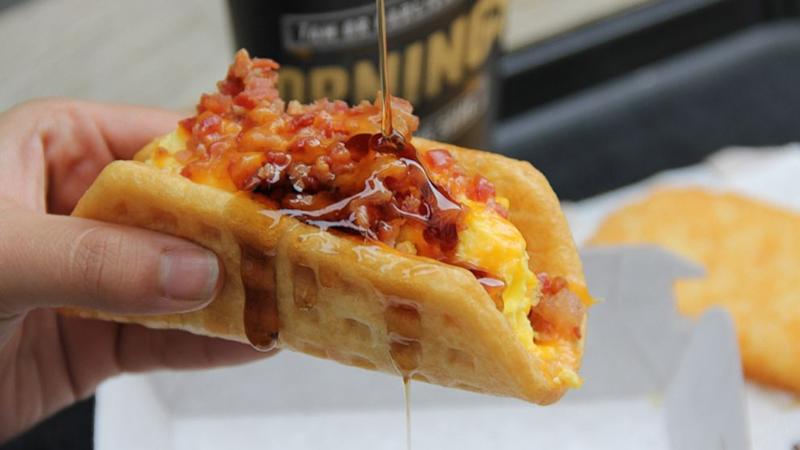Taco Bell Breaks Out of Shell With New Morning Menu (ABC News)
