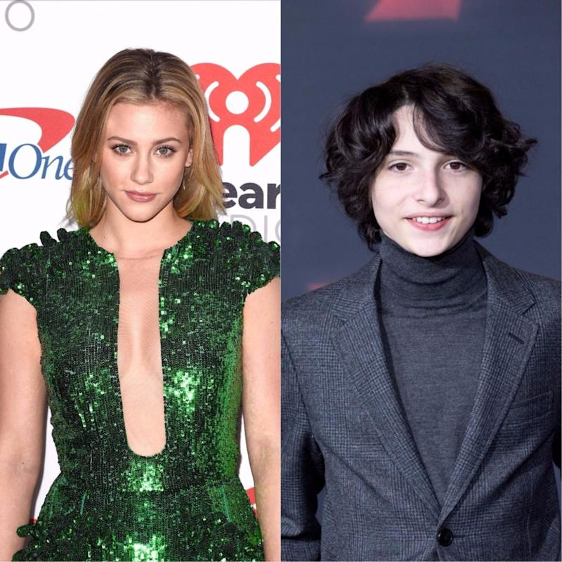 "Lili Reinhart says it's ""sickening"" that fans are attacking Finn Wolfhard"