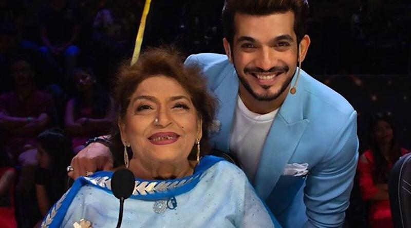 Arjun Bijlani Remembers Late Saroj Khan's Visit to Dance Deewaane, Says 'She Taught Us How Important It Is To Love the Art of Dance as Actors'