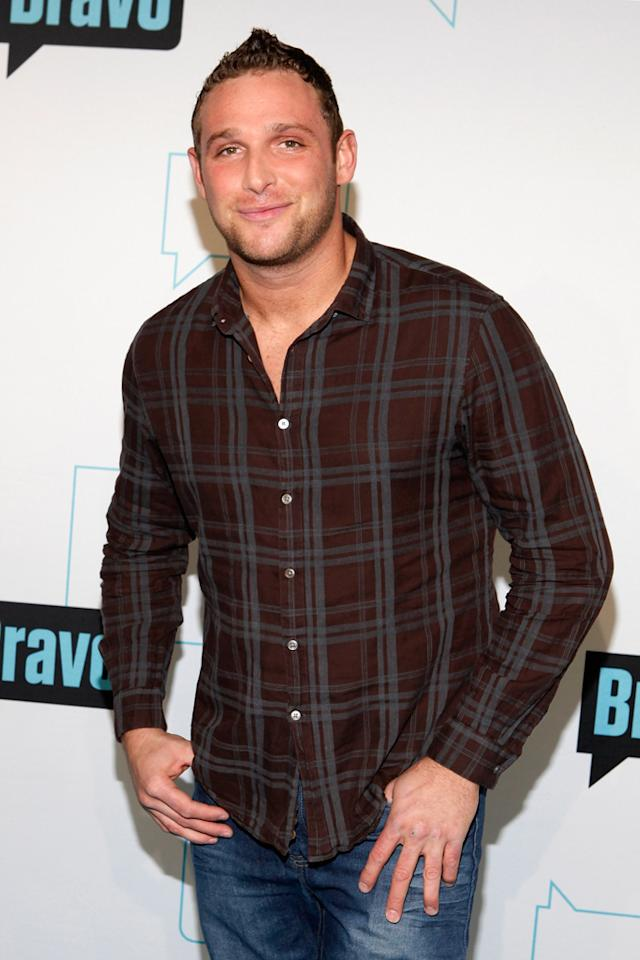 Chris Nirschel attends Bravo's 2012 Upfront Event at Center 548 on April 4, 2012 in New York City.