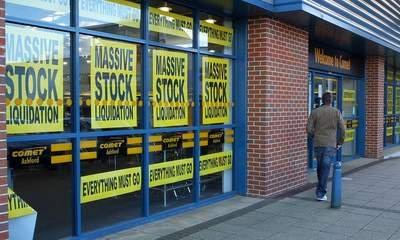 Comet: Jobs At Risk As Shops Face Closure
