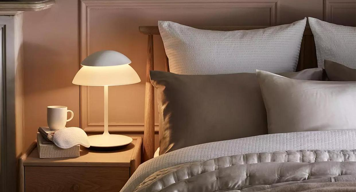 Here's why a silk pillowcase from John Lewis keeps selling out. (John Lewis & Partners)