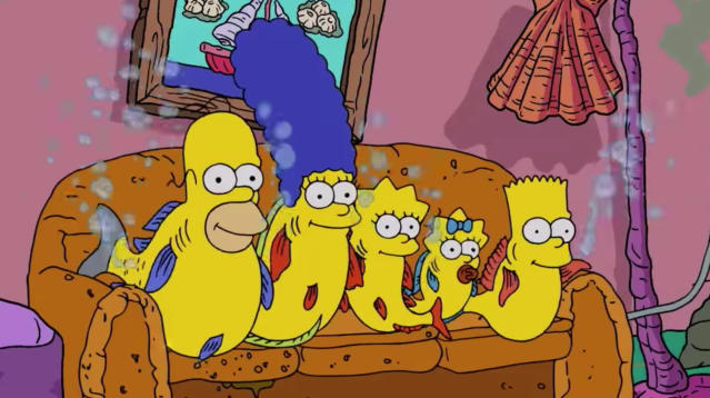 """You'd think that after 29 years, """"The Simpsons"""" would lose a step or two, but the animated series seems as clever and inventive as ever."""