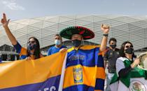 While the number of Tigres fans is small, Mexicans who reside in Qatar but support other clubs are putting aside rivalries to back the 2020 CONCACAF Champions