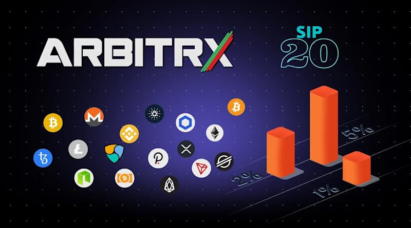 How to Invest in Cryptocurrency Using Arbitrx's SIP with Peace of Mind